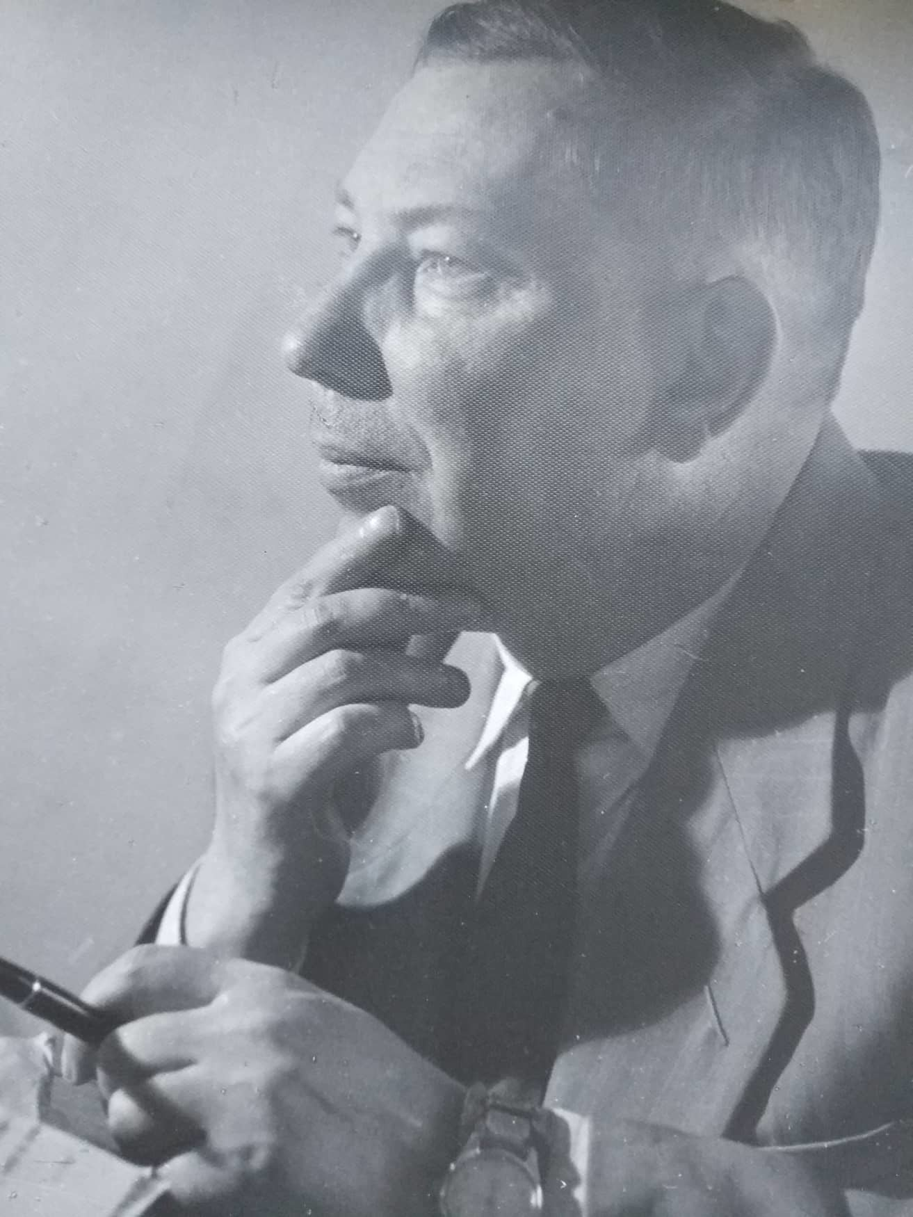 Василий Прокопьевич Трушкин
